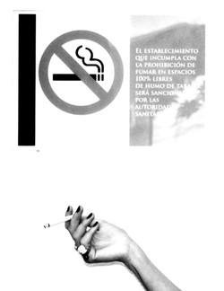 SMOKE TROUBLES AWAY