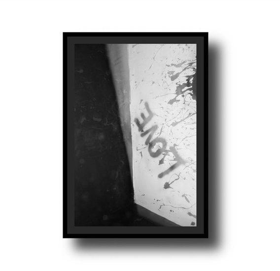 LOVE THAT FEEL | art room project | 70x110cm | 3\3