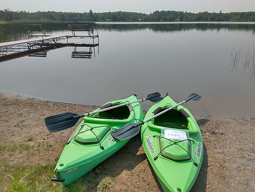 Single Adult Kayak