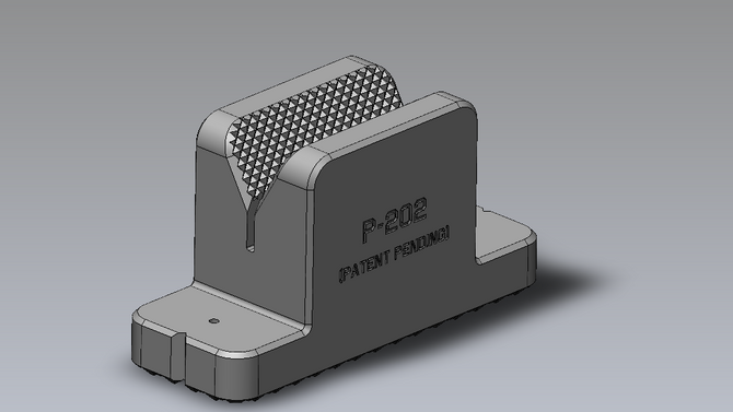 """Patent Awarded for """"Reinforcement Positioners"""""""