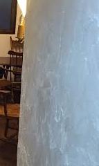 壁は漆喰で!