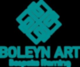 BOLEYN ART - Framing - Teal TRANSPARENT.