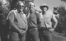 David Elliot Jr, David Elliot III and Richard Elliot Sr.