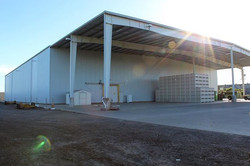 The sun is setting on our cold storage