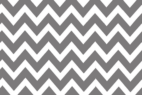 Chevron Grey - Placemat