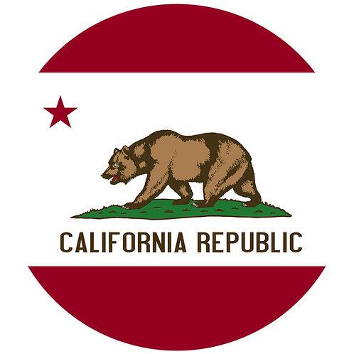 California Flag - CA