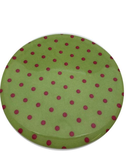 Green & Pink Dots - 159