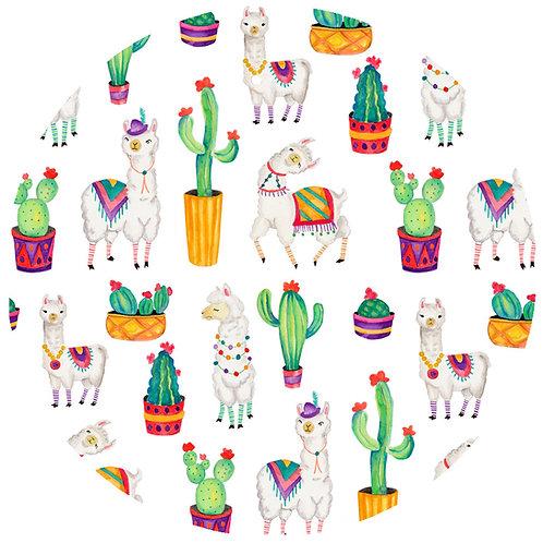 Dancing Llama - GG DL