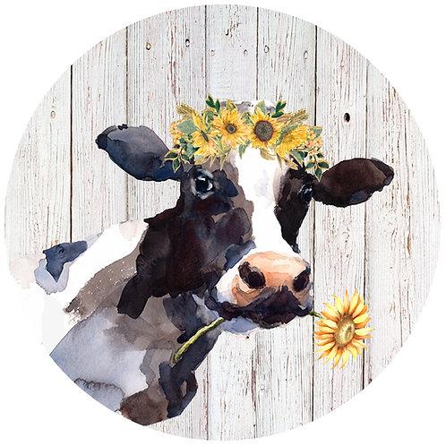 Flower Cow - 414