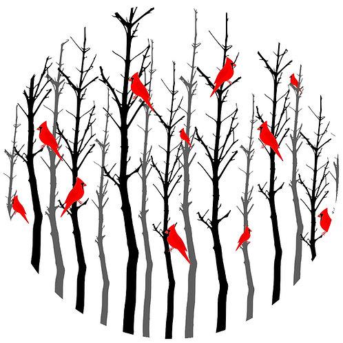 Cardinal Forest - 395