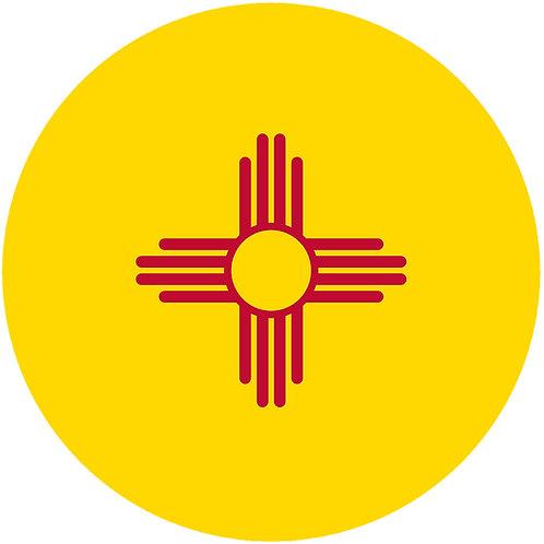 New Mexico Flag -NM