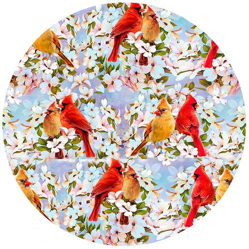 Dogwood Cardinal - 392