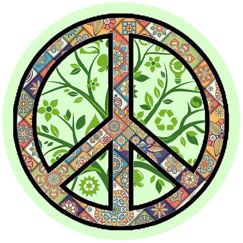 Peace Sign - 363