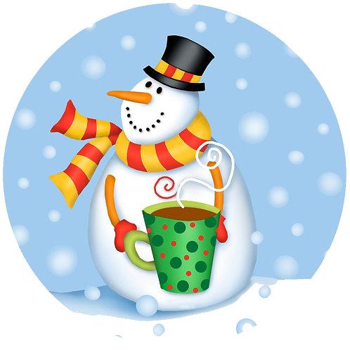 Snowman - GG SM