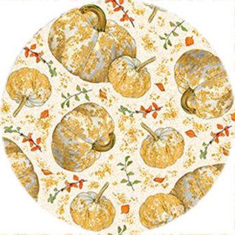 Tossed Pumpkins - 295