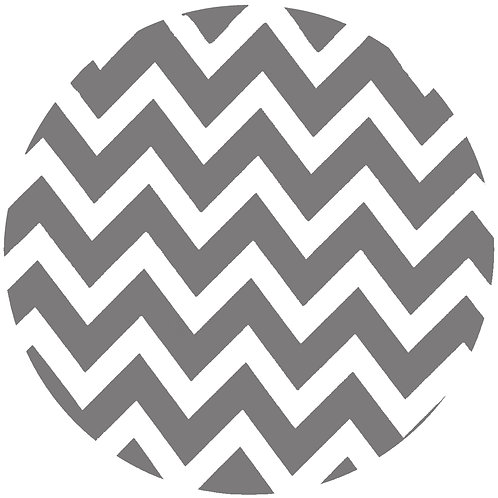 Chevron Grey - 125