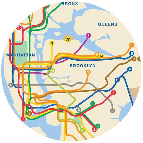 NYC Transit - 331