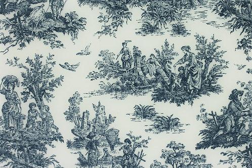 Blue Toile - Placemat