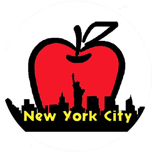NY Big Apple - 333