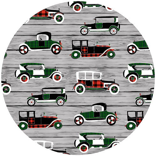 Gail Green Christmas Cars - GGCC
