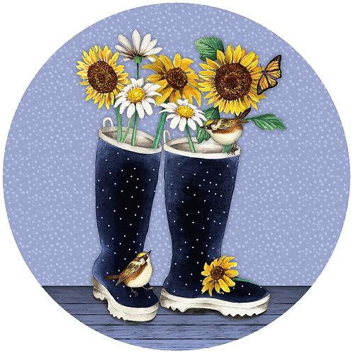 Gail Green Rainboots