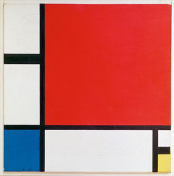 Mondrian Composite (1930)