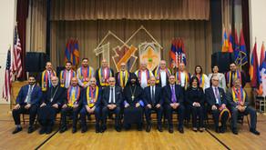 Homenetmen Celebrates Centennial Anniversary
