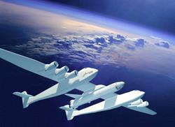 Stratolaunch - world's largest plane