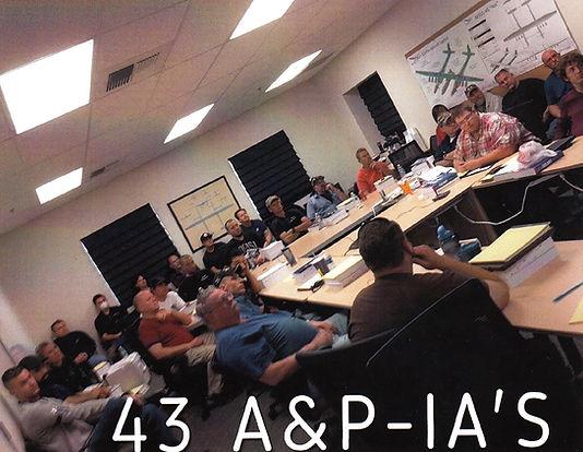 FAA Inspection Authorization course