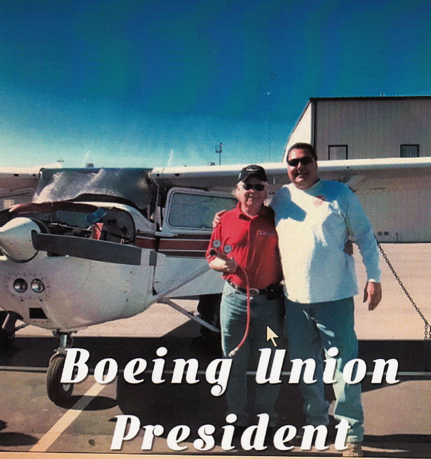 Being Union President