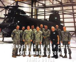 Stead Air Force Base A&P course