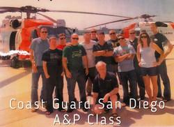 A&P San Diego course