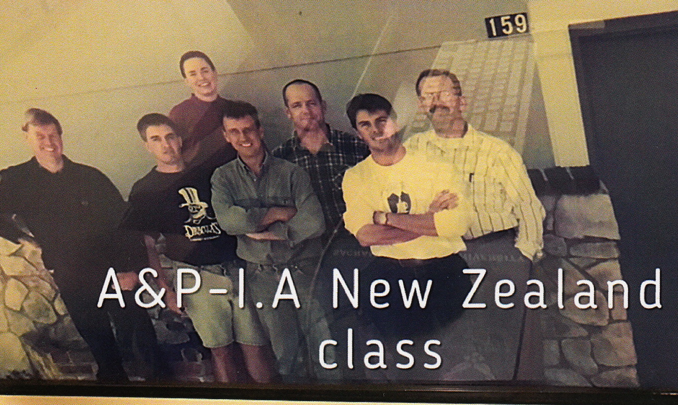 New Zeland class