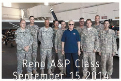 Stead AFB course