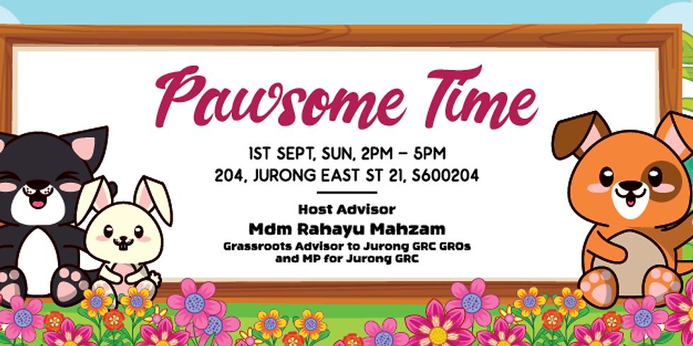 Pawsome Time