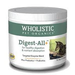 Wholistic Pet Organics Digest All Plus