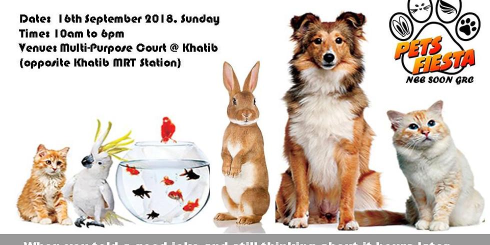 Nee Soon GRC Pet Fiesta