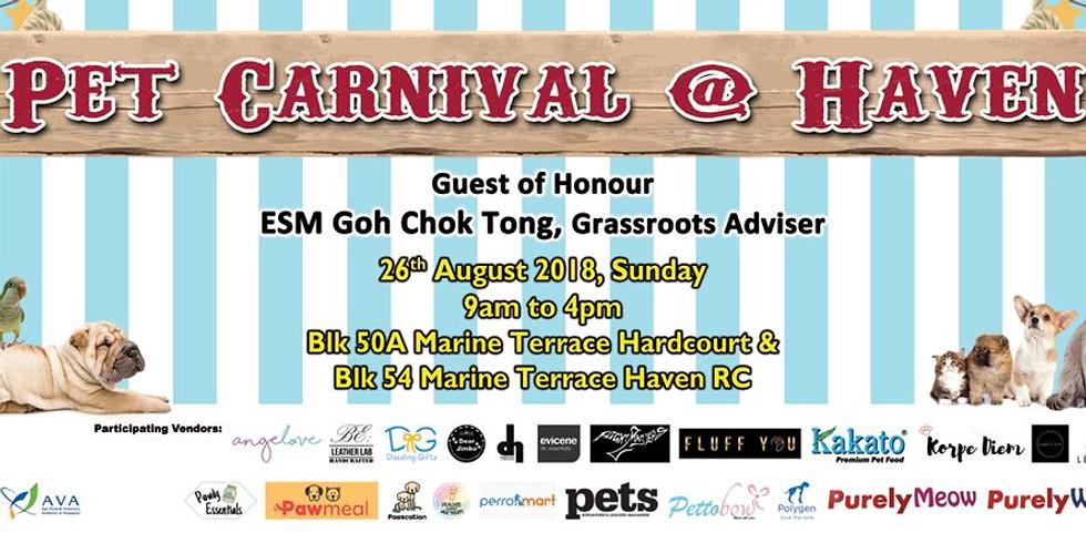 Pet Carnival At Haven