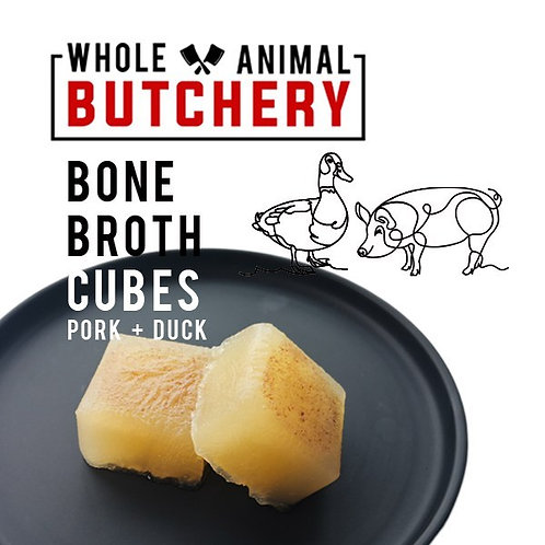 Pork & Duck Bone Broth