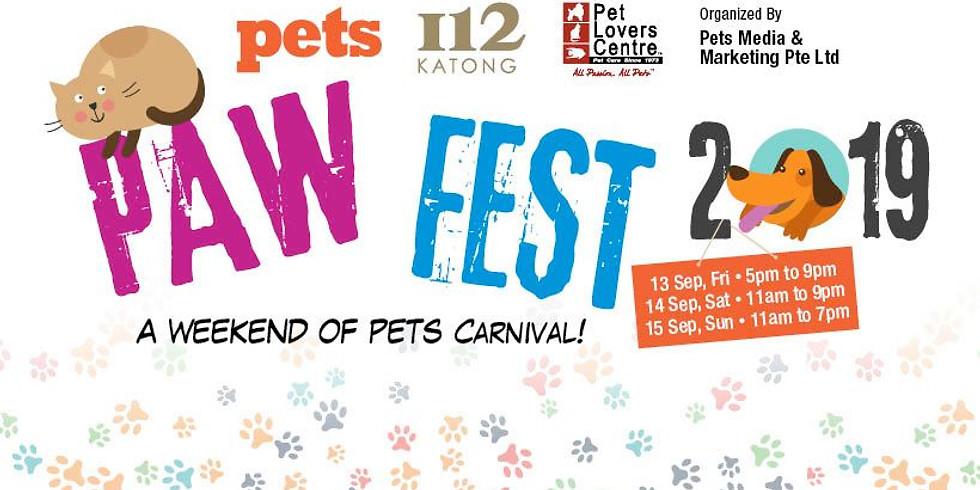 Paw Fest 2019