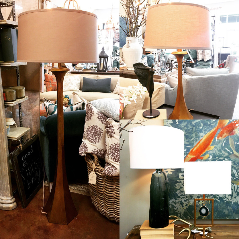 Delicious New Lamps!