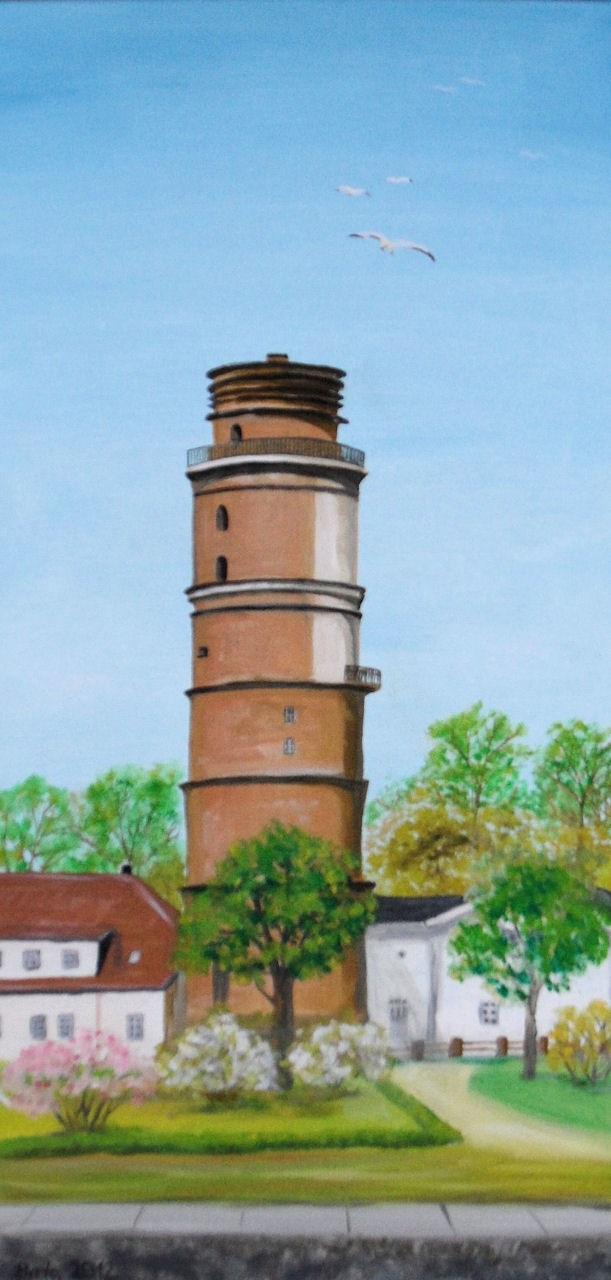 Alter Leuchtturm in Travemuende