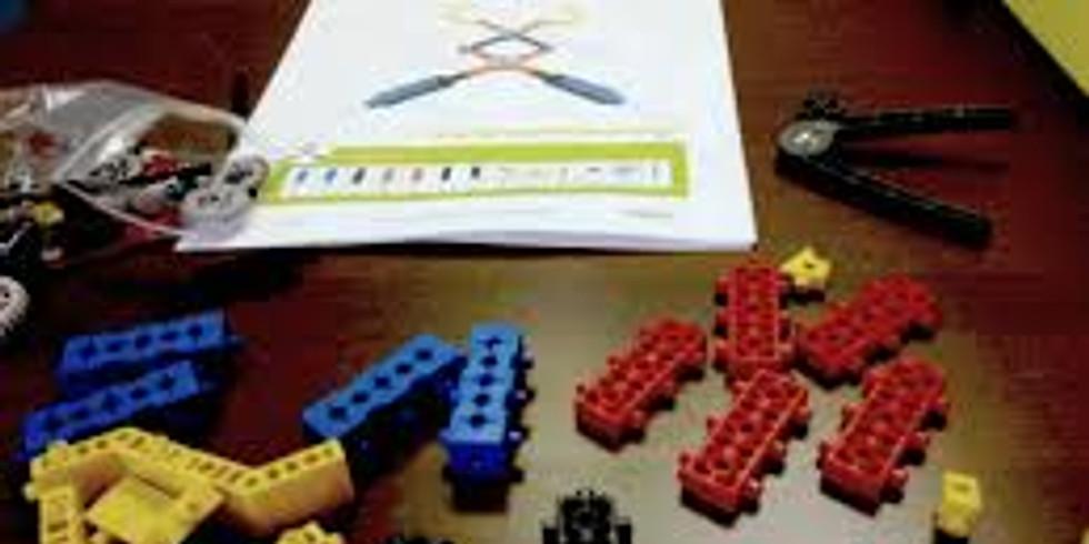 6/11/18 - 6/15/18  RoboThink(K-8th) & Art - (PreK - 2nd) - $125 per subject