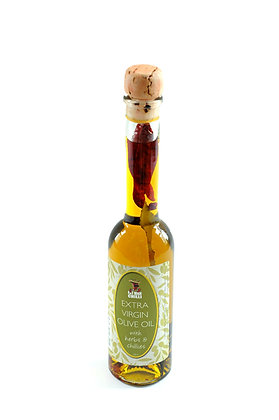 Extra Virgin Olive Oil (Herb & Chilli)
