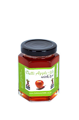 Chilli and Apple Jelly with Lime