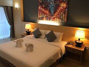 chambre hotel chiang mai - organiser voyage thailande