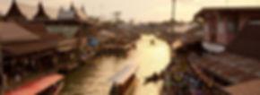 marché flottant amphawa - voyages thailande circuit