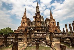 decouvrir ayutthaya - thailande vacance