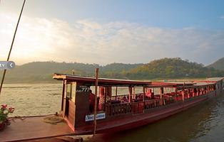 croisere mekong laos - thailande vacance