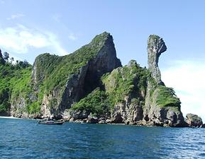 koh kai - organiser voyage thailande
